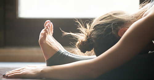 Read about Yoga
